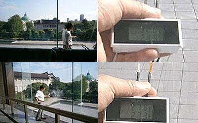 温度測定(簡易測定)