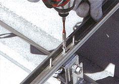 ルーフシェードが取付可能な屋根(折板屋根と施工方法)